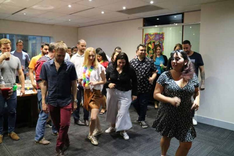 Christmas Party 2019 - Spanish Blackboard Academy