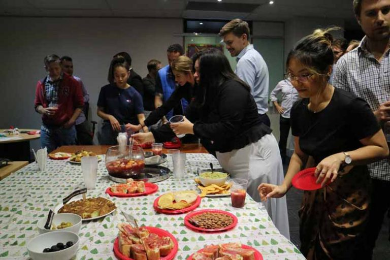 Christmas Party 2019 - Spanish Blackboard Academy