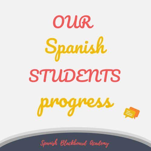 Spanish Students Progress Sydney Melbourne Brisbane